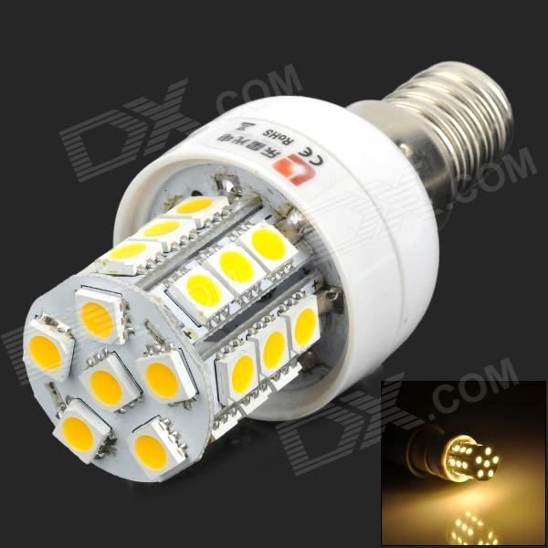 Lexing LX-YMD-046 E14 3W 27-5050 SMD LED Warm White Light Corn Lamp (220~240V) warner susan diana