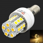 Lexing LX-YMD-046 E14 3W 27-5050 SMD LED Warm White Light Corn Lamp (220~240V)