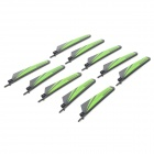 Replacement Main Rotor + Main Rotor Set for WLtoys V911 Helicopter - Black + Green