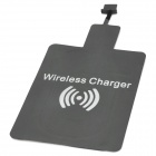 Wireless Charger Charging Receiver Module w/ Micro USB Port - Black