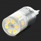 Msled G03H G9 3W 220lm 12-5050 SMD LED Warm White Light Lamp Bulb (96~265V)