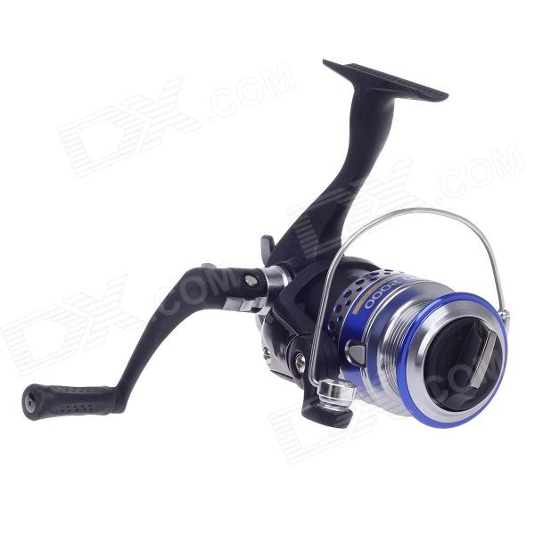 YU DIAO XUAN Professional Spinning Fishing Reel - Blue + Silver + Black professional spinning fishing reel