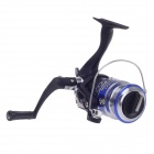 YU DIAO XUAN Professional Spinning Fishing Reel - Blue + Silver + Black