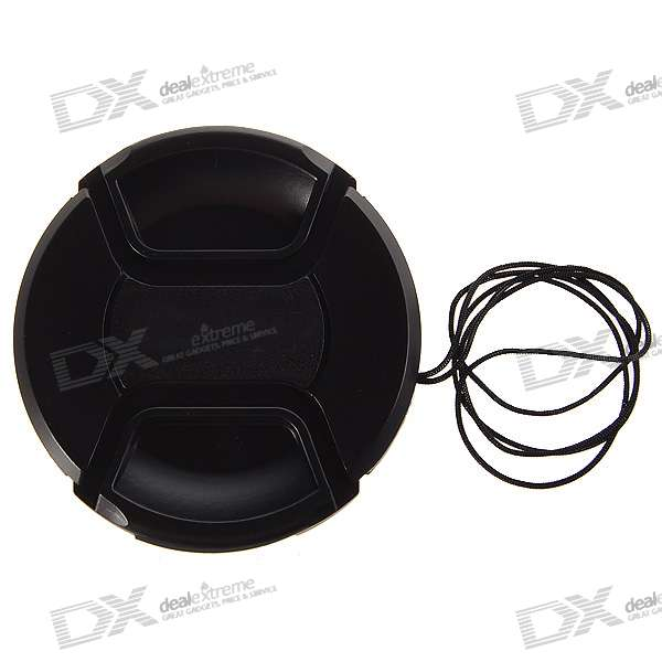 Digital Camera Lens Cover/Cap with Strap for Nikon (67mm)