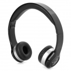 iLeAD IX-3011 Sports Stereo Bluetooth 3.0 Headset w/ Mic - Black + Sivery White