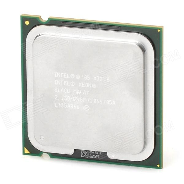 Intel Xeon Quad-Core 95W X3210 2.13GHz LGA 775-Pin CPU (Second-Hand) Denver Search and sale
