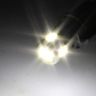 T10 3W 144lm 6 x SMD 5630 LED White Light Car Turn Signal Corner Parking Lamp (DC 12V / 2PCS)
