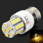 Lexing LX-YMD-045 E27 3W 210lm 3500K 27-SMD-5050 Warm White Light LED Corn Lamp (220-240V)