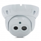 AJ W3030 CCD 1/3 420TVL HD Conch Camera w/ IR Night Vision