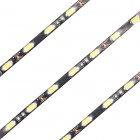 13.5W 1080lm 45-SMD 5630 Cold White Light auton koristeluun Light Strip