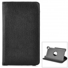 360 Degree Rotation Protective PU Leather Case for Google Nexus 7 (Generation II)