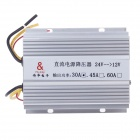 yeLANG 360W DC 24V to DC 12V Car Auto Power Converter - Silver
