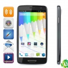 "iNew i3000A Quad-Core Android 4.2 WCDMA Bar Phone w/ 5.0"" HD IPS, GPS and Wi-Fi - Black"