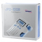 Jumper jpd-100B Baby Fetal Doppler Heart Beat Monitor - Light Grey + Blue