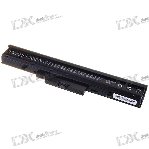 HP 530 Compatible 4800mAh Replacement Battery for HP 510/530 Series
