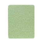 Honeycomb Texture Protective PU Leather Case Cover Stand for Ipad 2 / 3 / 4 - Green