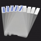 5H Protective Matte Frosted Screen Protector Film for Sony Xperia SP M35h - Transparent (5 PCS)