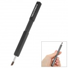 Beautyblend J-8018 Handy Portable Wolf Hair Lip Brush - Black