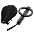 Retractable Handheld Metal Detector (1*6F22 included)