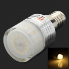 Lexing LX-YMD-035 E14 3W 200lm 3500K 36-SMD-3014 LED Warm White Light Lamp (220-240V)