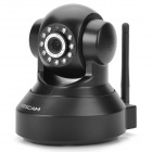 FOSCAM  SD810W CMOS 300KP IP Network Camera w/ 11-IR LED - Black