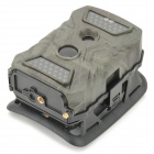 "S-105 2.0"" LCD 5.0 MP Waterproof IR Night Vision Outdoor Hunting Camera - Camouflage Grey"