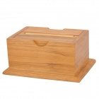 EW-Y2 Wooden Cigarette Storage Box - Brown