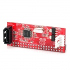 SATA/IDE HDD Converter Board - Red + Black