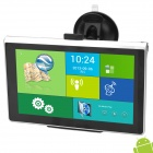 "IPU IPUA709 7"" LED A13 ARM Cortex A8 Android 4.0 GPS Navigator w/ Wi-Fi / 8GB / European Map - Black"