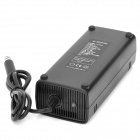 AC 100 ~ 240V till 12V Power Adapter transformator som för Xbox 360 E - svart