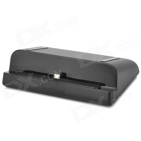 USB Data/Charging Dock Cradle for Google Nexus 7 - Black usb charging docking station w data cable for google nexus 7 black
