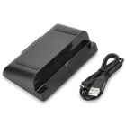 USB Data/Charging Dock Cradle for Google Nexus 7 - Black