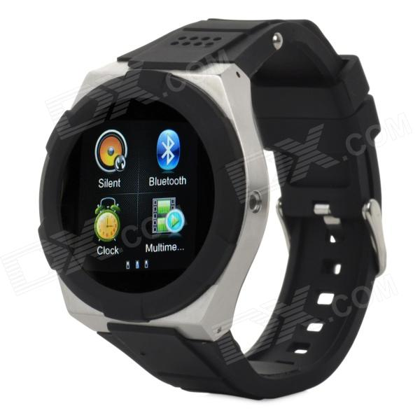KICCY A6 Water Resistant Bluetooth Smart Watch Phone w/ 1.54