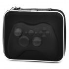 Protective Carrying Case Pouch for Xbox 360 Wired Wireless Controller - Black