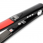 "JIANRONG Beauty 0.7"" Screen US Plug Titanium Board Hair Straightener"