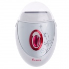 SURKER SK-2188 3W Electric Hair Removal Epilators - White + Red