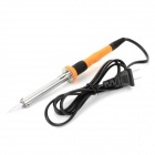 LODESTAR L401860 External Thermal 60W AC 220V Soldering Iron - Yellow + Black + Silver
