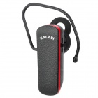 CALASI CLS-300 Bluetooth V3.0 + EDR Headset w/ Microphone - Black + Red