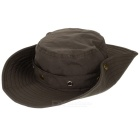 Outdoor Cotton Sun Hat - Army Green