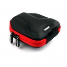 PANNOVO G-79 Protective PVC Camera Bag Travel Carry Case for GoPro HD Hero3 / SJ4000 - Black + Red