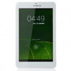 "Allwinner-Table 7"" IPS Quad Core Android 4.2.2 Tablet PC w/ 1GB RAM / 8GB ROM - Silver + White"