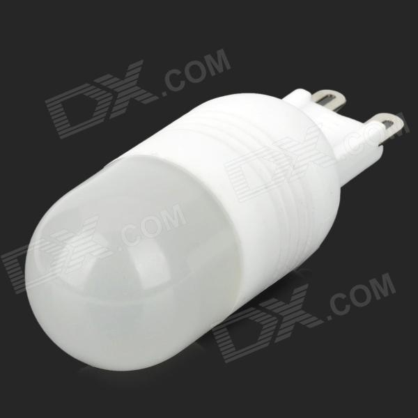 SENCART G9 90lm 6000K White 12-SMD 3020 LED Light Bulb - White