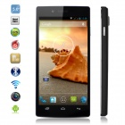"Iocean X7 Plus MTK6589T Quad Core Android 4.2 WCDMA Phone w/ 5"" FHD IPS, 1GB RAM, 16GB ROM - Black"