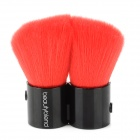Beautyblend J-8019 2-in-1 Makeup Powder / Blush Brush - Red + Black