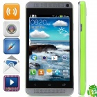 "J One Mini Android 2.3.6 GSM Bar Phone w/ 4.0"" Screen, Quad-Band, FM and Wi-Fi - Green"