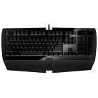 RAZER Arctosa USB 2.0 Wired 101-Key Black Letter Gaming Keyboard - Black (150cm-Cable)