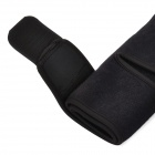 Outdoor Sports Cycling / Running Nylon Knee Support - Black