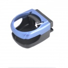 SHUNWEI SD-1003 Car Air Outlet Drink Holder - Blue + Black