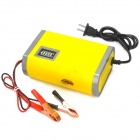 6A Motorcycle Car Battery Intelligent Power Supply Charger (2-Flat-Pin Plug / 220V)
