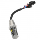 Motorcycle H6 35W 2400lm 8000K HID Blue + White Headlamp Bulb (9~16V)